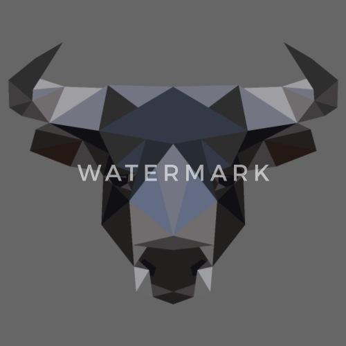 Bull idea geométrica regalo zodiaco toro Gorra snapback  0fa9a06e6a1