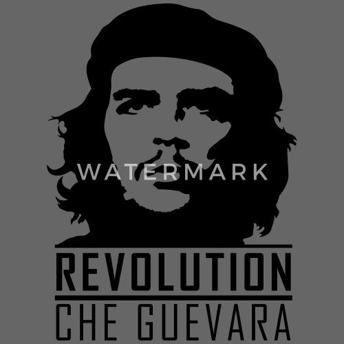 Revolución Che Guevara - Gorra snapback. delante. Diseño cee41aae9d7