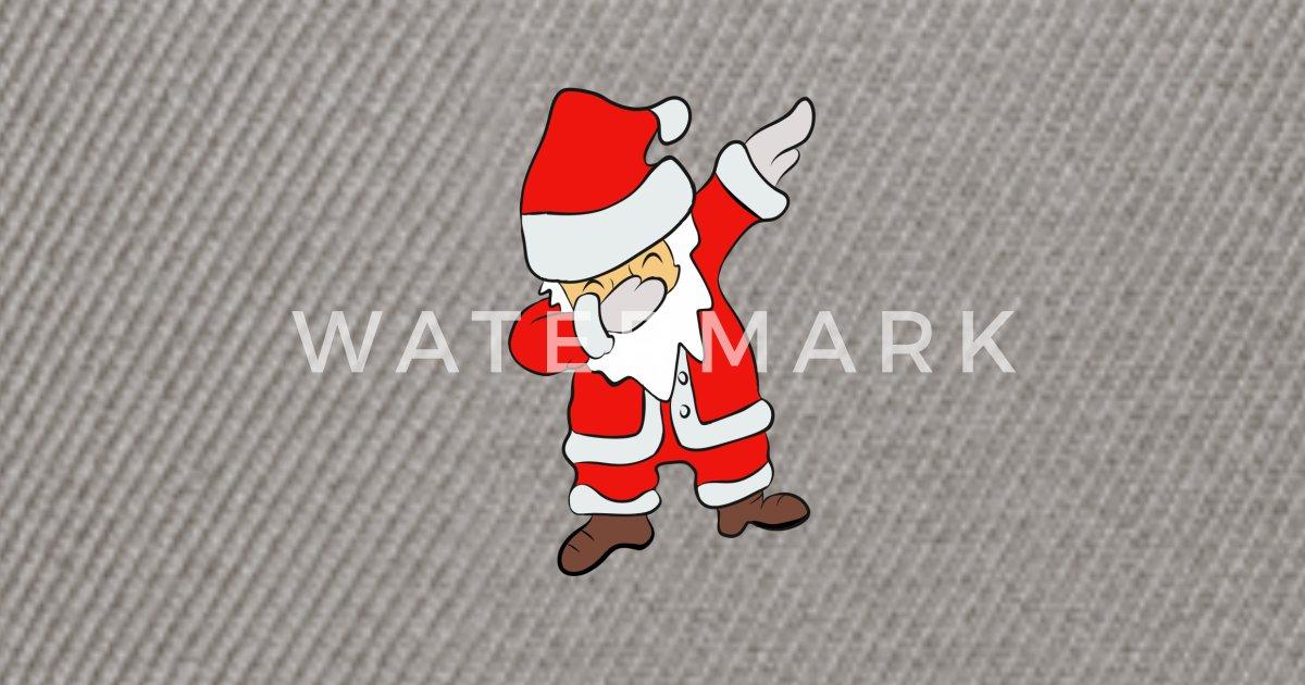 Cool Weihnachten Team Santa Snapback Cap Spreadshirt