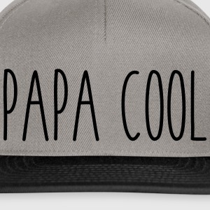 Papa cool - Casquette snapback