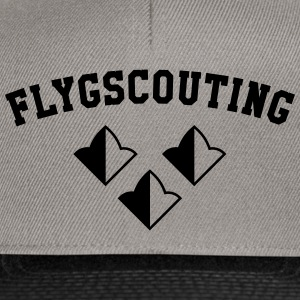 Flygscouting - Snapbackkeps
