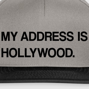 Hollywood design - Snapback Cap
