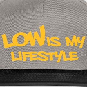 #lowismylifestyle ved GusiStyle - Snapback Cap