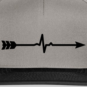 Arrow Pulse - Snapback Cap