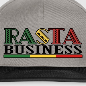 Rasta Business - Snapbackkeps
