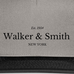 Walker & Smith - Gorra Snapback