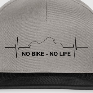 motards de motards - Moto - No Chopper No Life - Casquette snapback