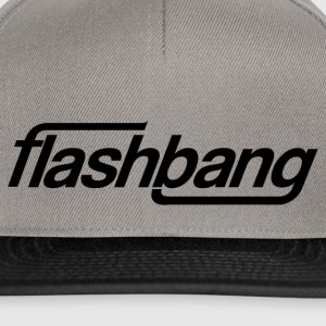 Flash Bang simple - 50kr don - Casquette snapback