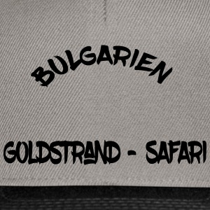 Bulgarien Golden beach Safari - Snapbackkeps