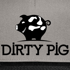 PIG DIRTY - Casquette snapback