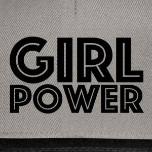 GIRL POWER - Snapback-caps