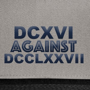 AGAINST Collection - Snapback Cap