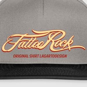 TATTOO ROCK - Snapback Cap
