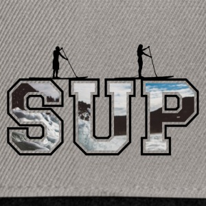 SUP together - Wild Water Edition - Snapback Cap