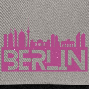Berlin City - Snapback Cap