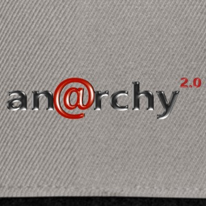 Anarchy 2.0 - Casquette snapback