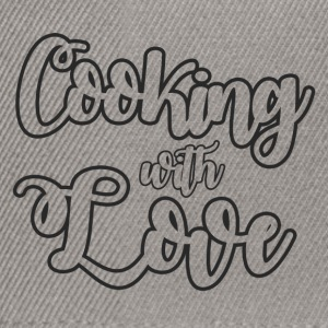 Chef / Chef Cook: Cooking With Love - Snapback Cap