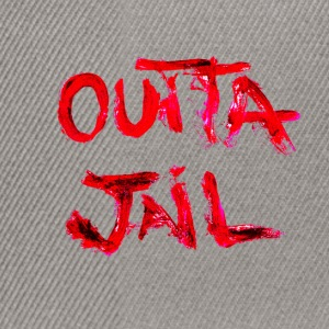 Outta Jail - Snapback-caps