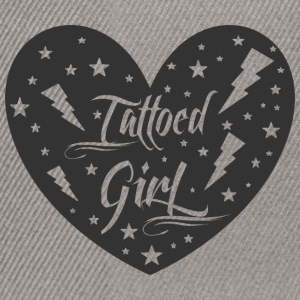 tattoed_girl - Snapback cap