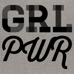 girlpower - Snapback-caps