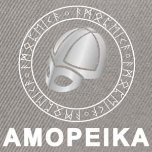 Amopeika Lumière - Casquette snapback