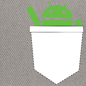 Pocket android - Snapback Cap