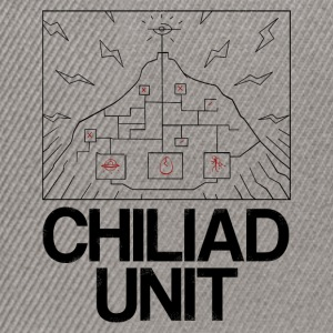Chiliad Unit - Snapbackkeps