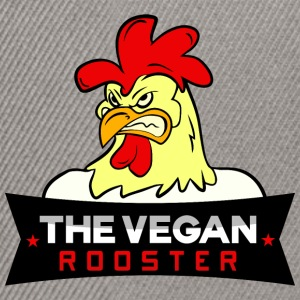 THE VEGAN ROOSTER - Snapback Cap
