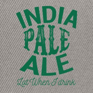 IPA INDIAN PALE - Snapback Cap