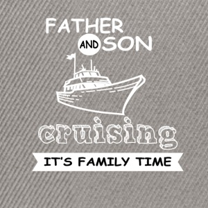Father And Son - Cruising - Snapback Cap