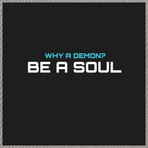 Why a demom? BE IN SOUL - Snapback Cap