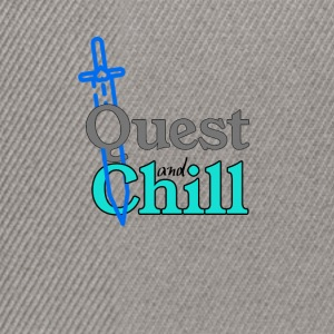 Quest Chill - Snapback Cap