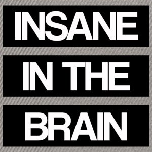 Insane in the Brain oude school - Snapback cap