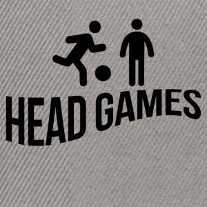 Head games - Snapback Cap