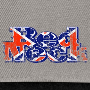 red neck redneck - Snapback Cap