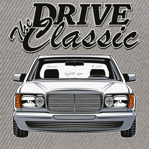 drive the classic03 without vintage - Snapback Cap