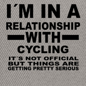 Relationship with CYCLING - Snapback Cap