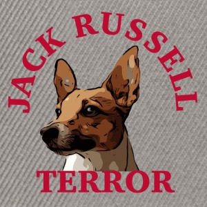 Jack Russell terror4 - Casquette snapback