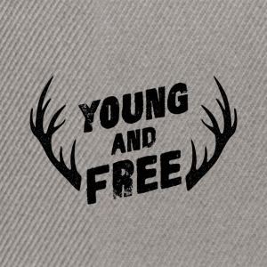 Young and Free - Snapbackkeps