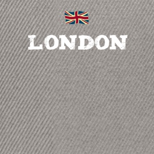 London England flag brexit eu island english lol - Snapback Cap