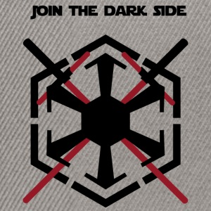 Join the dark side - Casquette snapback