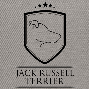 JACK RUSSELL terrier CAPPOTTO - Snapback Cap