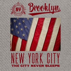 New York City · Brooklyn - Snapback Cap