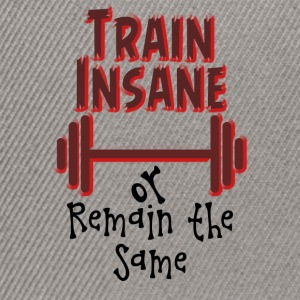 Train Insane - Snapbackkeps