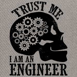 Trust Me Iam Engineer - Snapback-caps