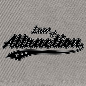 Law of Attraction - Snapback-caps