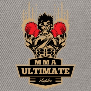 Ultimate MMA Fighter T-shirt - Snapback cap