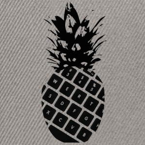 ananas Clavier - Casquette snapback