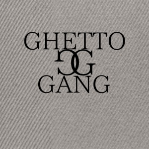 GHETTO GANG - Casquette snapback