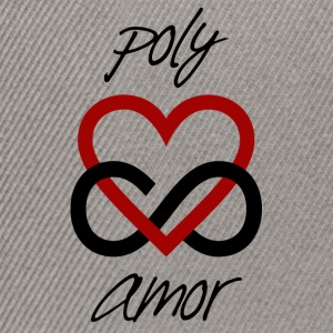 poly Amor - Casquette snapback